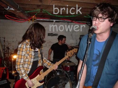 Brick Mower